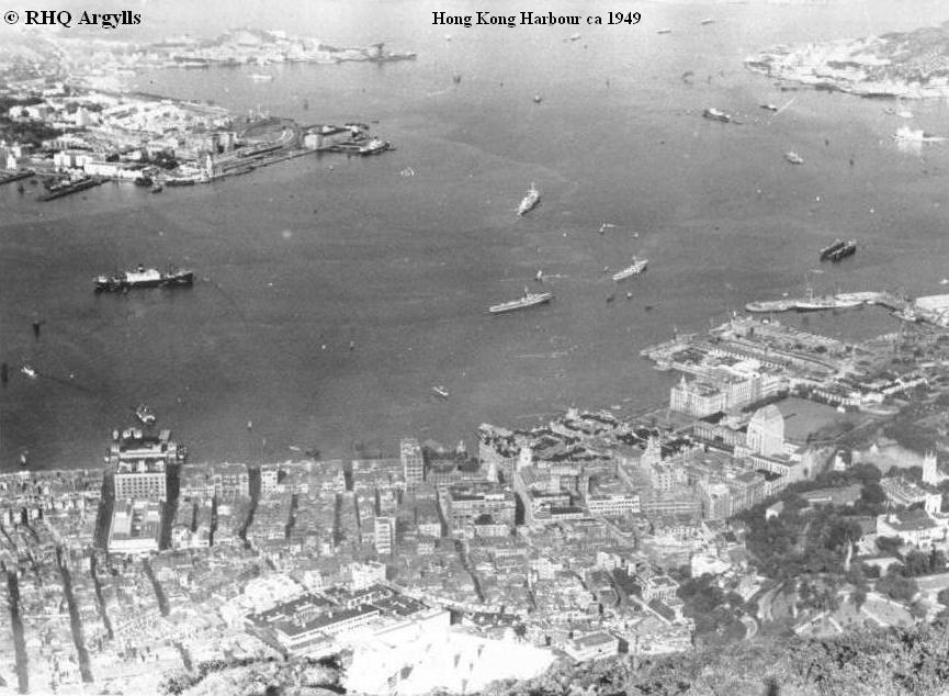 Argyll And Sutherland Highlanders History Hong Kong And