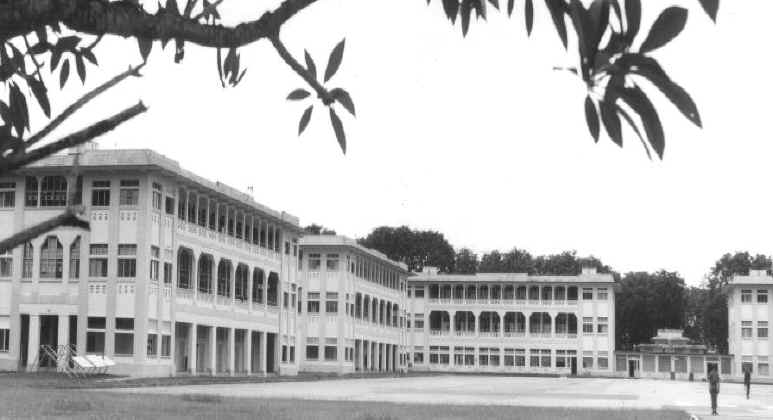 History of Selarang Barracks